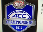 TWO ACC Championship Football Game Tickets Section 511 Row 1 Miama vs Clemson