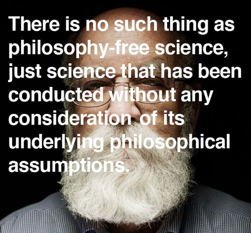 Intuition Pumps: Daniel Dennett on the Dignity and Art-Science of Making Mistakes   Brain Pickings