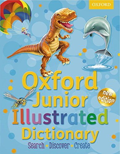 Download Oxford Junior Illustrated Dictionary 2012 By Oxford