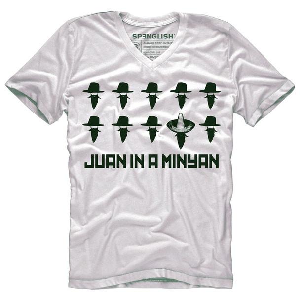 SHABBAT SHALOM AMIGOS! T-Shirt,  Tees Shirts, Shabbat Shalom, Funny Stuff, Neck Men, T Shirts, Shalom Amigos, Tshirt Para, Men White