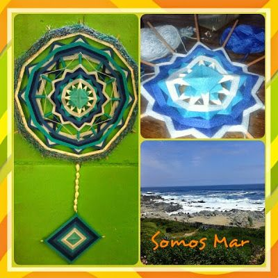 sonrisamaravillosa.blogspot.com: Verano con Mar #mismandalas