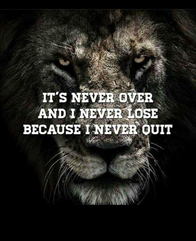Powerlifting words of wisdom.