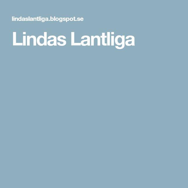 Lindas Lantliga