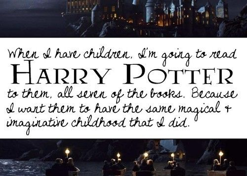 For sure!!: Cant Wait, Reading Harry, Favorite Things, Potter Nerd, For The Future, Things Harry, My Children, Future Kids, Harry Potter
