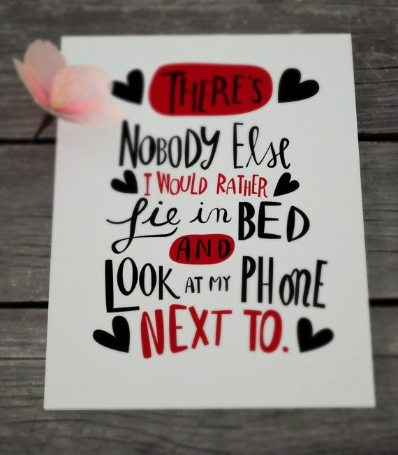 Funny valentines day card for couples cute by for Valentine day ideas for couples