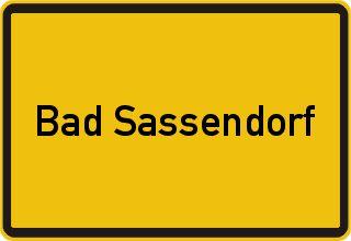 Gebrauchtwagen verkaufen Bad Sassendorf