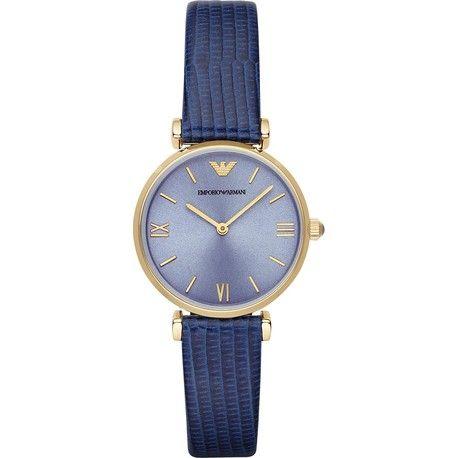 Montre Femme Armani Classic AR1875 Bleu
