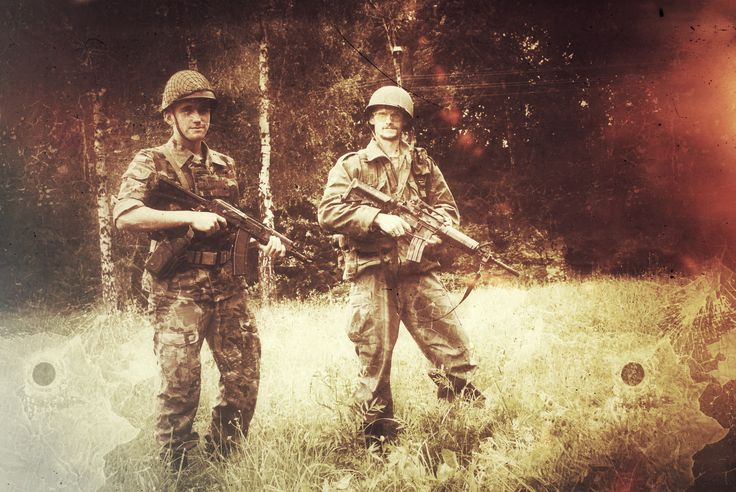 monter SAG. Like real vietnam war photo :P