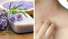 Jabón especial casero para pieles delicadas y con dermatitis