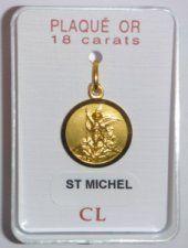 St. Michel Pendant;