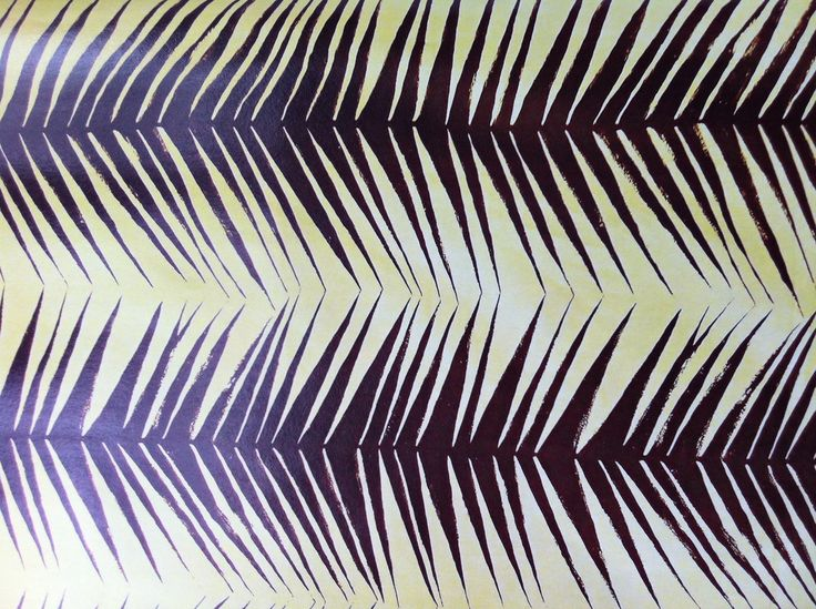 Papua Pattern   Stig Lindberg   1953
