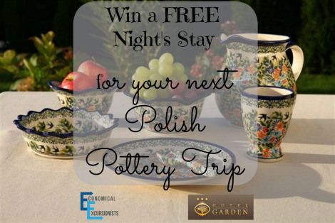Free Hotel Night in Boleslawiec Poland Giveaway! | The Economical Excursionists