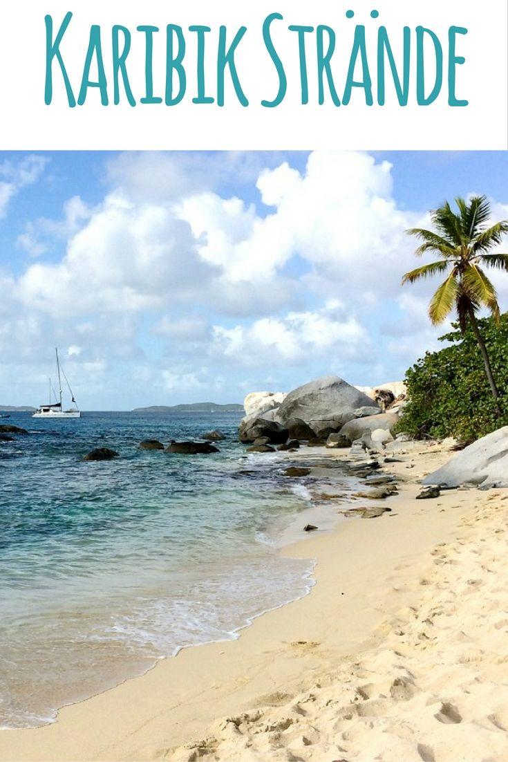 Karibik Strände: The Baths & Devil's Bay auf Virgin Gorda