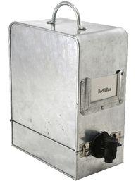 Vinbox zink - 279 kr