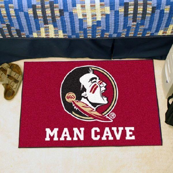 Florida State Seminoles Football Floor Mat: 19 Best Images About Man Cave Ideas On Pinterest