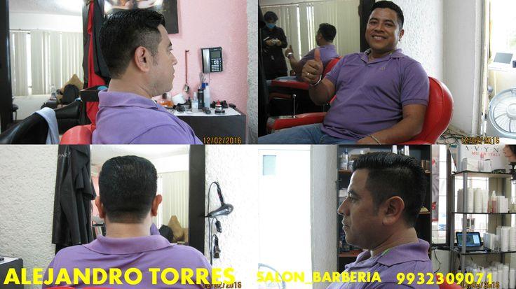 #caballero #corte #peluqueria #barberia #salon_barberia #haircut