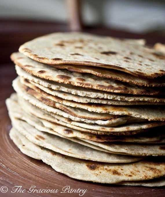 Clean Eating Quinoa Tortillas