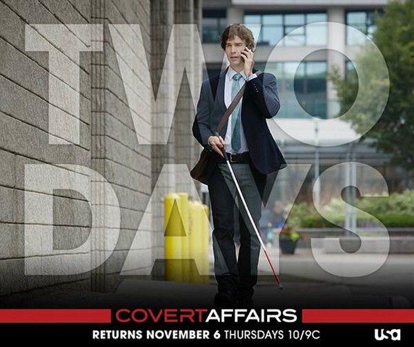 "Covert Affairs Recap 11/6/14: Season 5 Episode 11 ""Trigger Cut"""