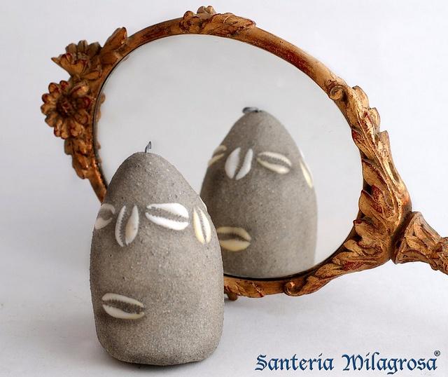 Eleggua Simple Dos Caras by Santeria Milagrosa, via Flickr