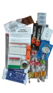 Emergency Ration Pack