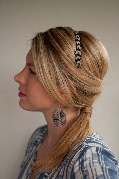 17 bsta bilder om bump up my hair p pinterest hstsvansar 11 puff pony hairstyles for you to try pmusecretfo Gallery