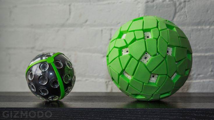 The Throwable, Panoramic Ball Cam Is Finally Here—and It's Incredible