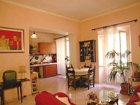Rome Apartment Esquilino
