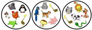 FUNGLISH: Dobble - Animals