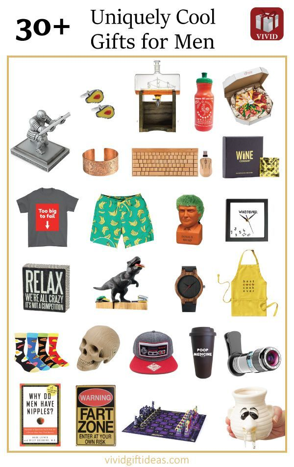 Unusual Mens Christmas Gifts