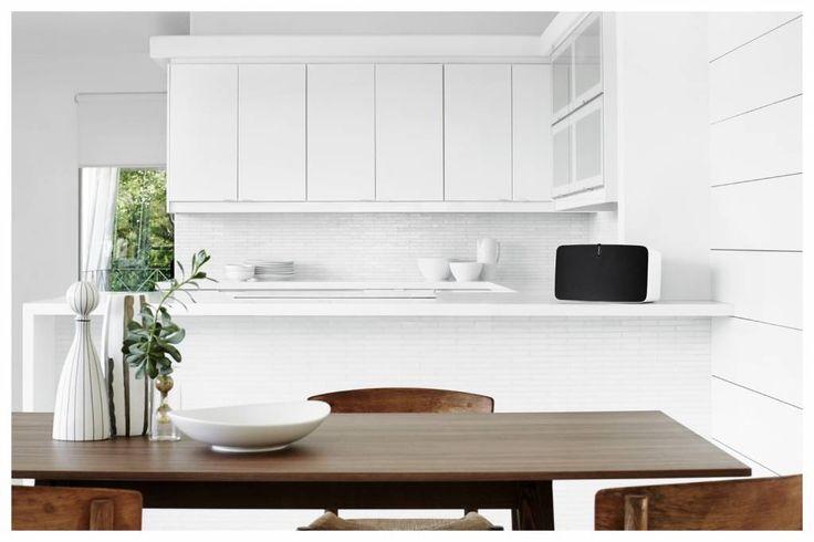 Sonos PLAY:5 #keuken #wit #muziek