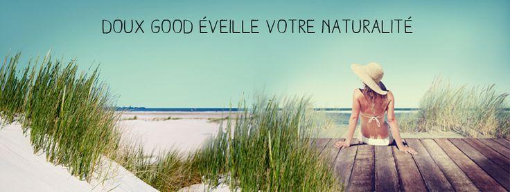 Doux-Good-éveille-votre-naturalité Boutique en ligne de cosmétiques bio et naturels pour toute la famille