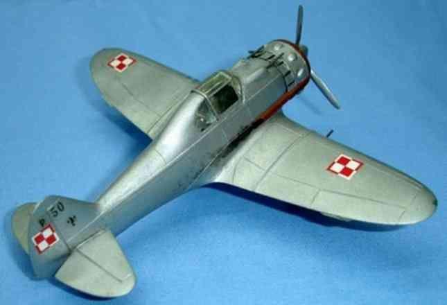"PZL P50 ""Jastrzab"" model"