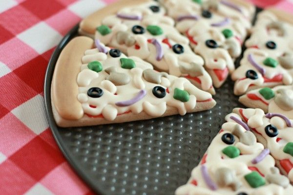 Pizza Cookie!
