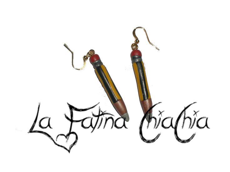matite -  #Fimo