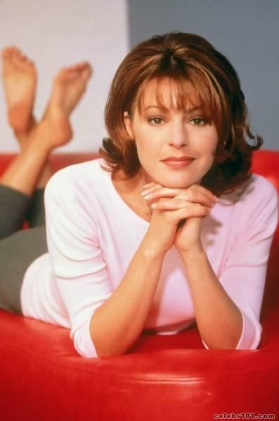 Jane Leeves and the accent wouldn't hurt either (;