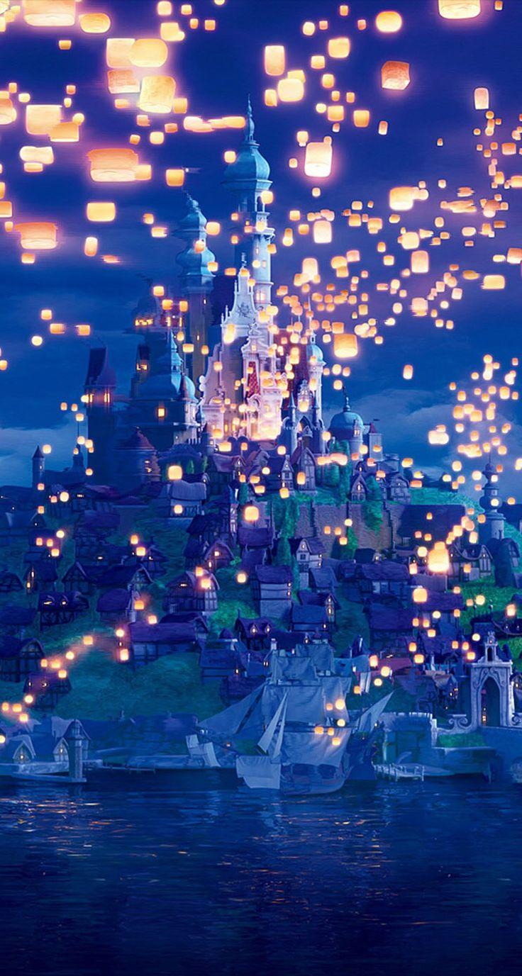 le château de Raiponce !