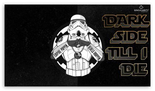 Dark Side Till I Die HD desktop wallpaper : High Definition : Mobile