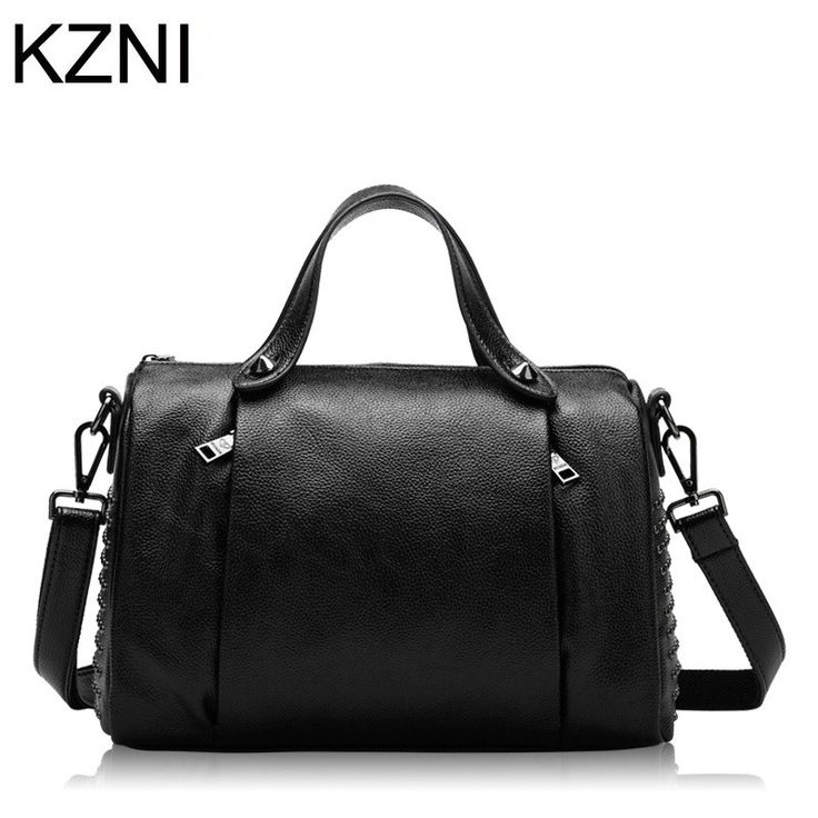 KZNI genuine leather bags designer handbags high quality leather handbags luxe handtassen vrouwen tassen designer L010137