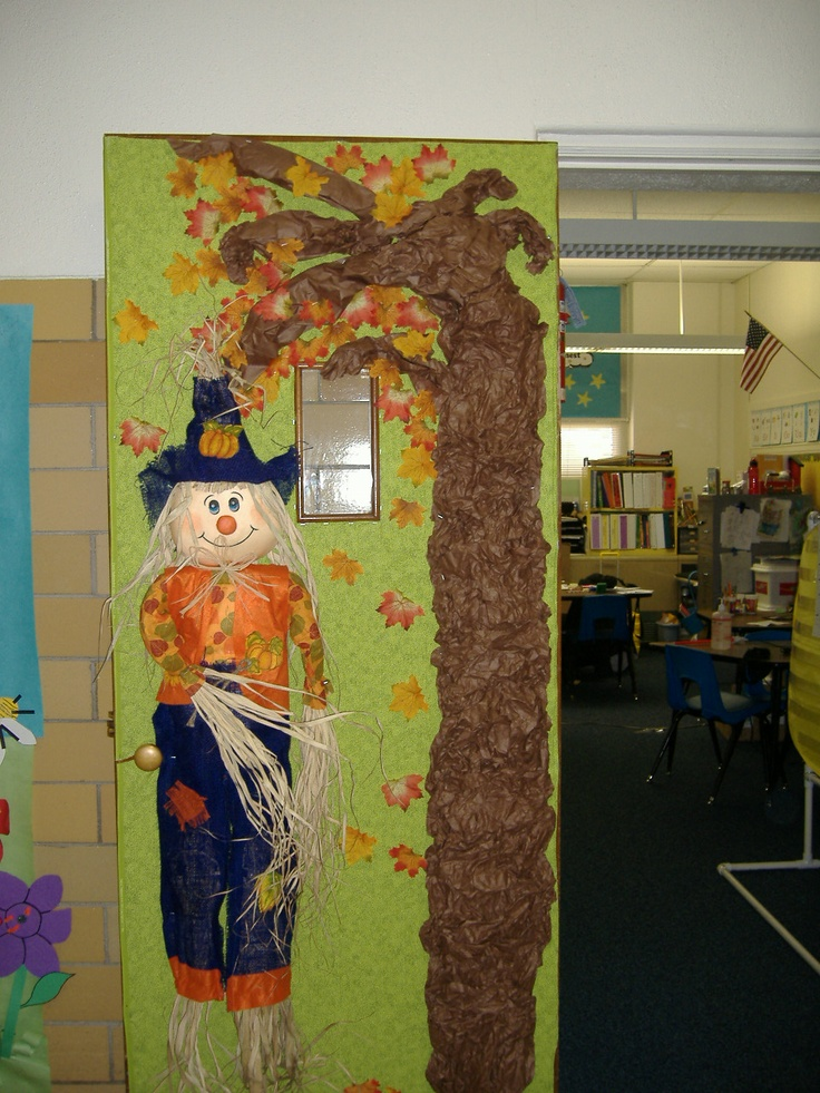 Autumn Classroom Door Decoration Ideas : Pinterest the world s catalog of ideas