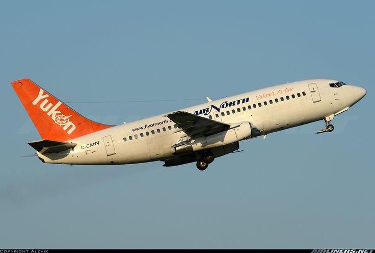 Air North C-GANV Boeing 737-2X6C/Adv aircraft picture