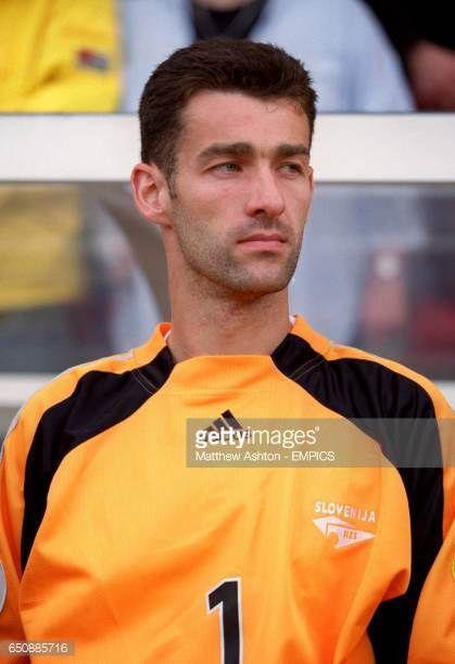 Marko Simeunovic Slovenia goalkeeper