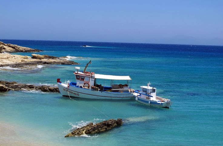 Amazing turquoise waters, Koufonisia