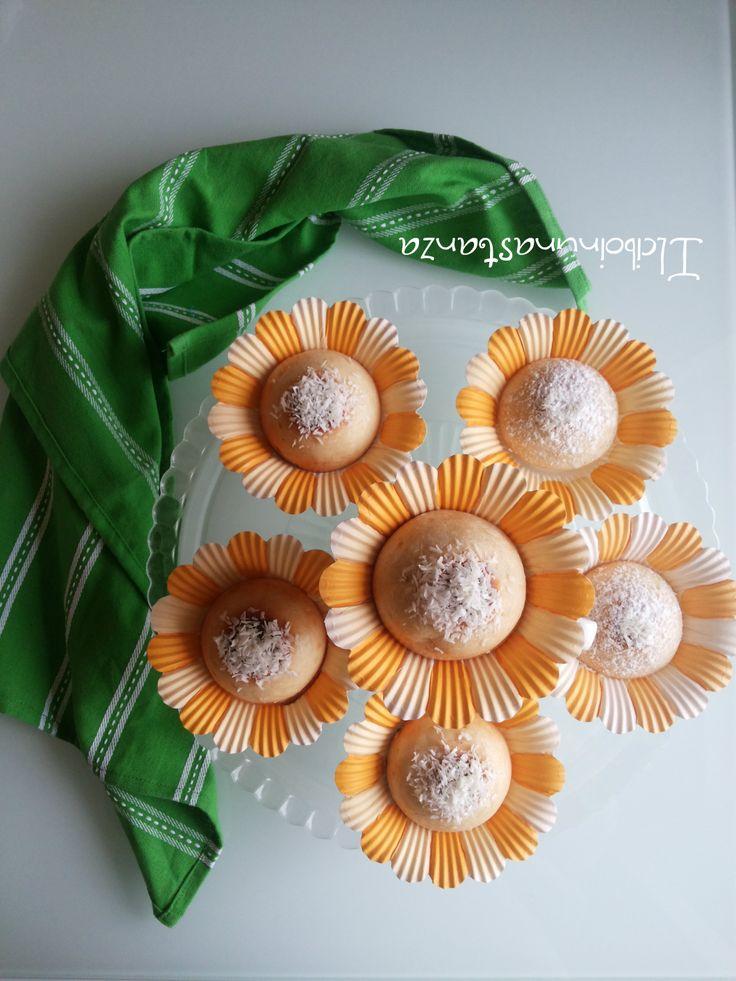 Muffin cocco e banana