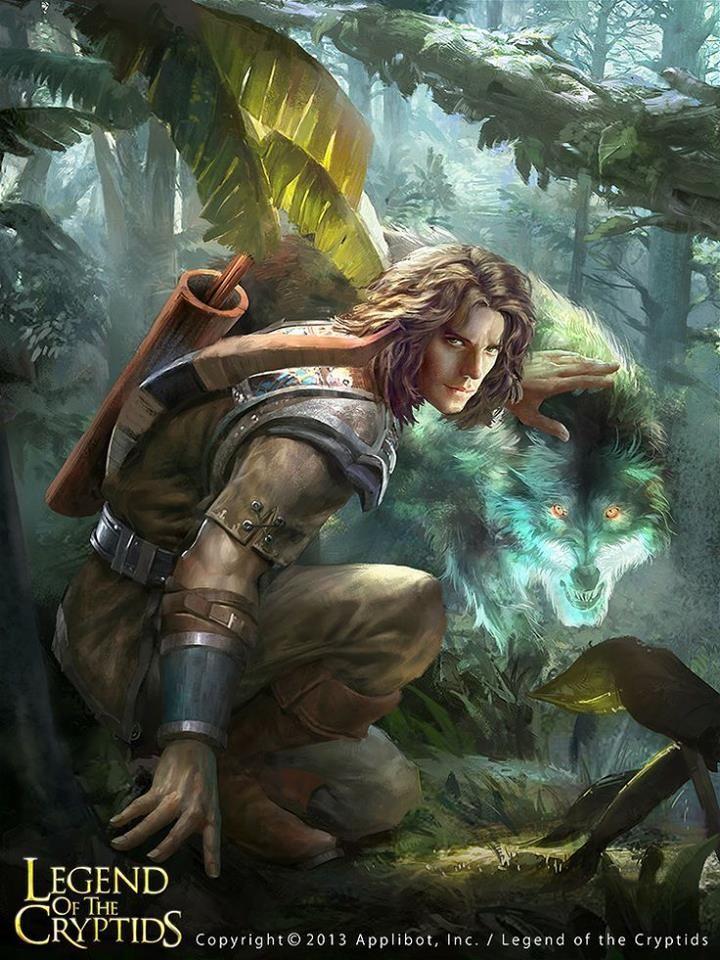 En la selva todo son ojos y oidos....Canis lupus viene a protegerte.... Calmas con las manos a tus protectores: la tierra y la fidelidad están contigo. Preguntas porque sientes que velan por ti...respiras...la sonrisa acude a ti. Siemprehayunangel