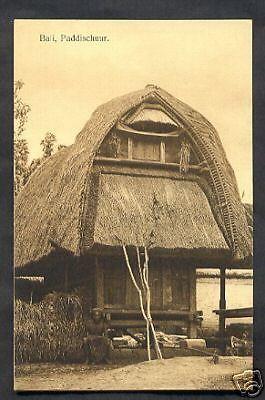 Bali Rice-Barn1910