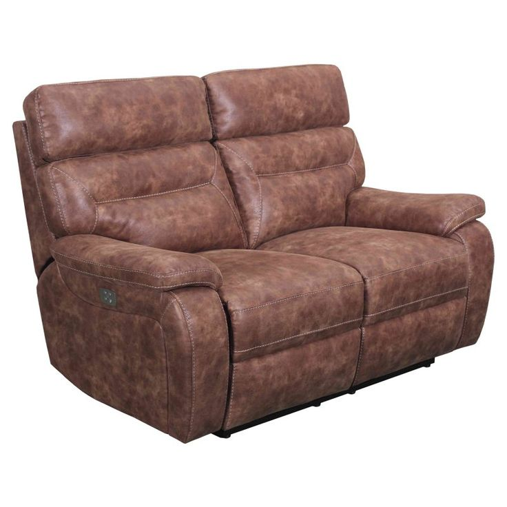 Barcalounger Kinsley Power Reclining Loveseat with Power Head Rests - 29PH3170602787