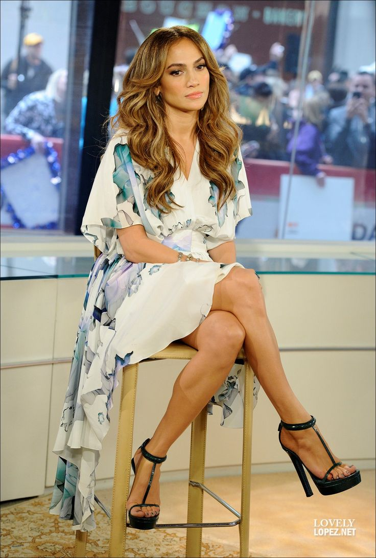 Ms. Jennifer Lopez ...XoXo