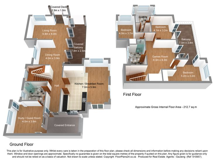 """Enhanced 3D Floor Plan Modelling - 4 Bedroom - 212 sq.m. Create stunning 3D visuals for overwhelming spatial impressions.  Provide a true """"feel"""" for the property, giving potential buyers a clear overview of its layout  We help PEOPLE and BUSINESSES visualize the future. Talk to us..."""