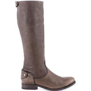FRYE Melissa Button Back-Zip Boot | Knee-High | Size 7