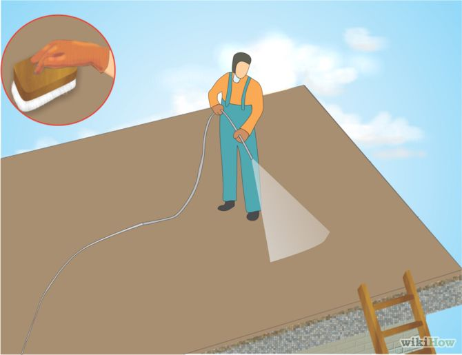 How to Attach Roof Felt on a Shed: 12 Steps - wikiHow